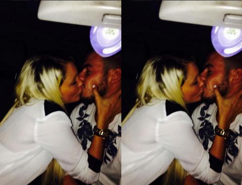 PHOTO - Julien Bert (#LesAnges6): Le baiser qui officialise sa relation avec Aurélie Dotremont (#IDV4)!