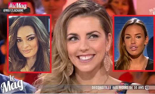 Christie (#LeMag): Violemment clashée par Emilie Nef Naf et Vanessa Lawrens sur Twitter!