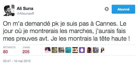 Ali Cannes