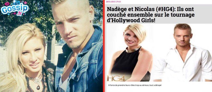 De passage dans le Mad Mag, Amandine en a dit plus sur la fin de sa relation avec Nicolas Jacquemard...et sur la coucherie de celui-ci avec Nadège!