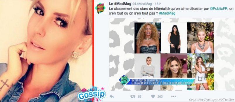 Amélie Neten tacle le site Public.fr et invite ses collègues du Mad Mag à ne plus prendre au sérieux leurs informations...