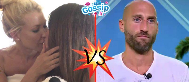 Belle histoire d'amour pour certains, manipulation pour d'autres: Andréane et Aurélie VS Jeff : C'est le sondage que nous vous proposons aujourd'hui!