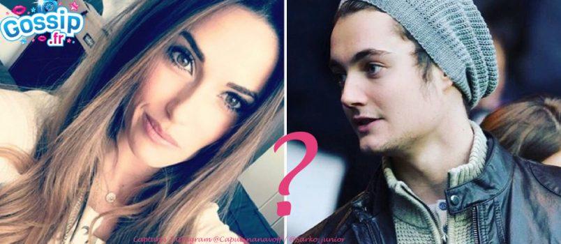 Capucine Anav et Louis Sarkozy sont-ils toujours en couple? Aurélie Dotremont donne la réponse!