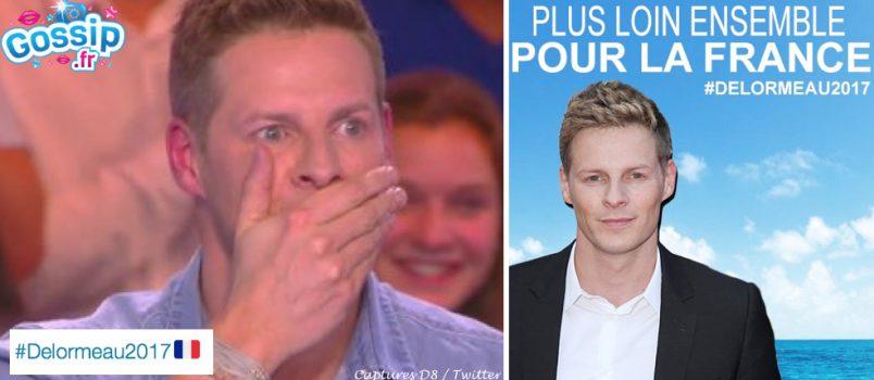 Matthieu Delormeau, candidat aux élections présidentielles de 2017? Non, ce n'est pas une blague, mais une vraie mission lancée hier soir par Cyril Hanouna!