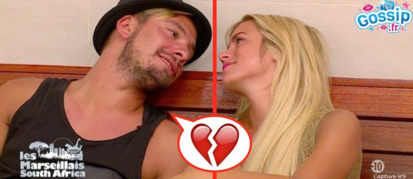 Kévin des Marseillais South Africa vient d'annoncer sa rupture avec Carla