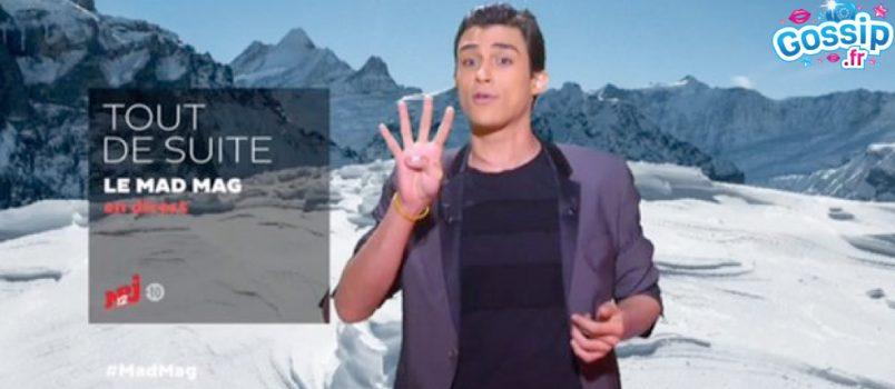 Depuis le départ d'Ayem Nour de l'animation du Mad Mag , c'est Martial qui a repris les commandes de l'émission. Une place qu'il pourrait bientôt partager!