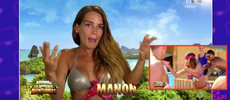 Manon VS Anissa: le clash vire à la baston dans Moundir et les apprentis aventuriers sur W9!