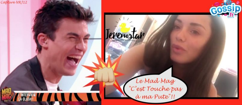 Quand Aurélie balance dans une vidéo choc ce qu'elle pense de Martial et du Mad Mag, ça fait mal! Elle lynche et humilie ceux qui la taclent au quotidien!