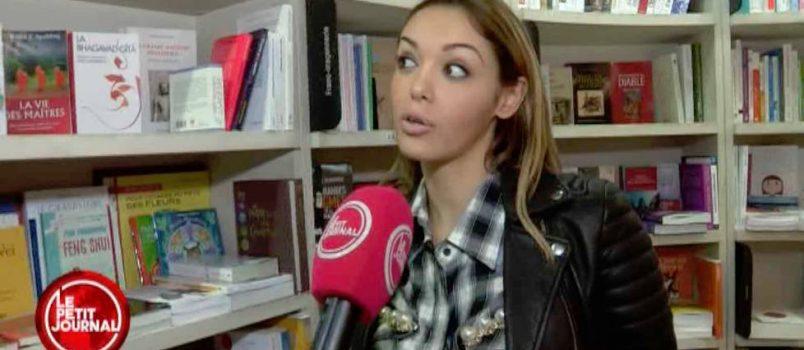 """Nabilla, était en séance de dédicace pour son livre """"Trop vite"""". Le Petit Journal est allé à sa rencontre et elle nous a encore offert quelques perles!"""