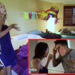Nouvelle crise de jalousie de Nehuda dans Les Anges 8! La girlfriend de Ricardo a abandonné sa cible favorite, Aurélie Preston, pour Mélanie!