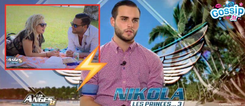 Si Nikola et Amandine ont déjà instauré un petit jeu de séduction cette semaine dans Les Anges 8, la candidate vient de faire de surprenantes révélations...