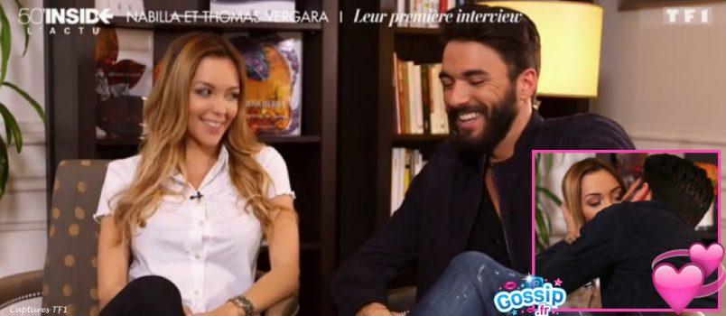 Ce week-end sur TF1, Nabilla et Thomas accordaient leur toute première interview ensemble depuis que l'affaire Nabilla a fait la une de l'actualité en 2014