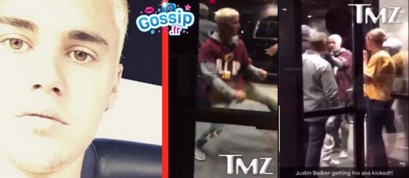 Nouveau (bad) buzz pour Justin Bieber après la diffusion de la vidéo de sa bagarre avec un homme à Cleveland. Une bagarre qui inquiète ses équipes...