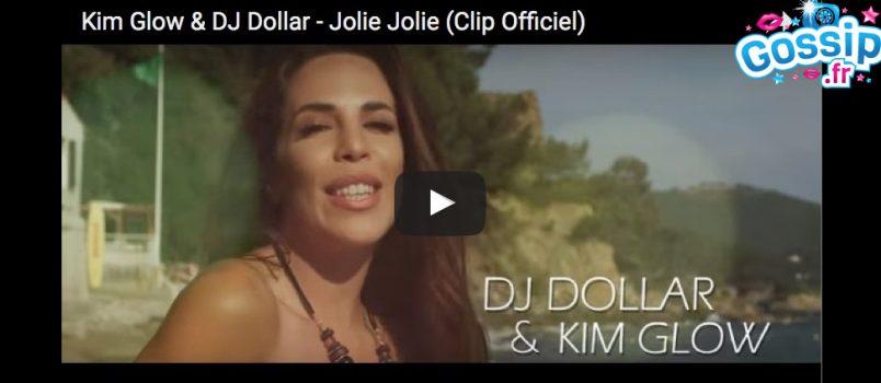 """VIDEO - Kim des Marseillais dévoile son nouveau single avec DJ Dollar, """"Jolie Jolie""""!"""