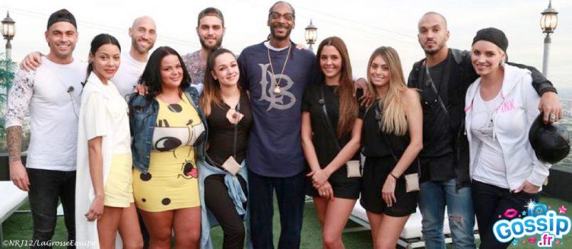 Cette année, c'est Snoop Dogg qui a accepté de parrainer Les Anges 8, à la demande de Fabrice Sopoglian. Avant lui, beaucoup ont refusé...