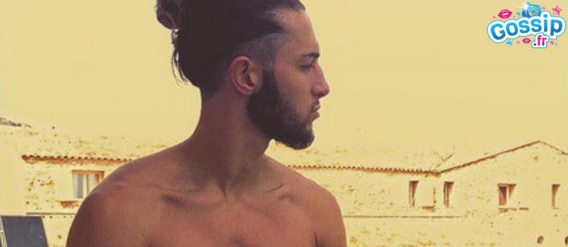 Tarek (#LesAnges8): Fou amoureux d'une mystérieuse jeune femme? Son étrange message!