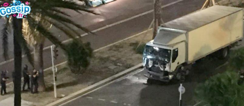 CHOC! Carnage et scènes d'horreur sur la Promenade des Anglais à Nice après un attentat meurtrier...