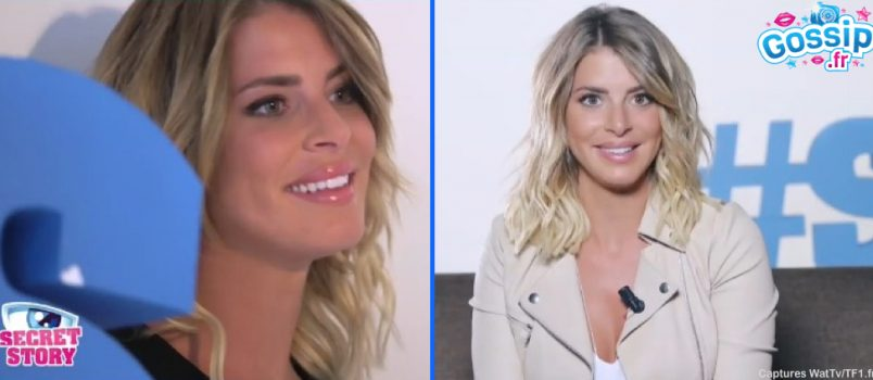 VIDEO - #SS10: Emilie Fiorelli officialise son rôle dans la Secret Team de Christophe Beaugrand!