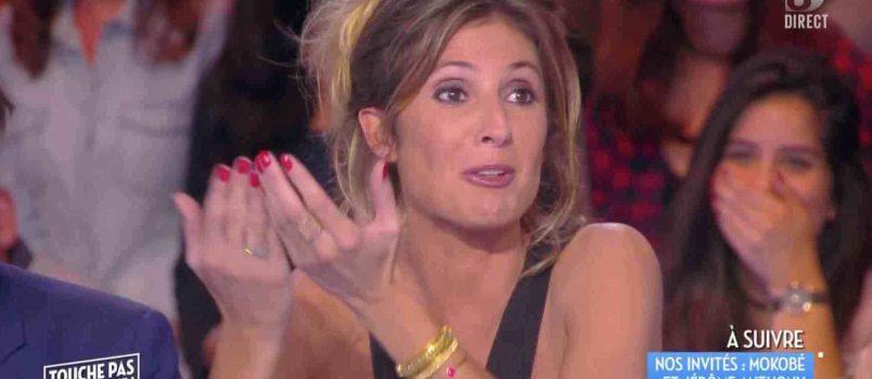 "Caroline Ithurbide ""un peu saoule"" dans TPMP - ZAPPING PEOPLE DU 06/07/2016"