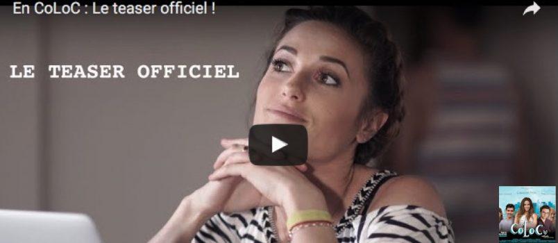 """Capucine Anav: Découvrez le teaser de sa web-série """"En coloc""""!"""