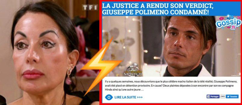 Giuseppe Polimeno: Sa mère Marie-France s'insurge contre son incarcération et balance!