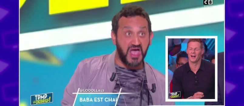"""Ferme ta gueule"" : Cyril Hanouna clashe Matthieu Delormeau (#TPMP) - ZAPPING PEOPLE DU 28/09/2016"