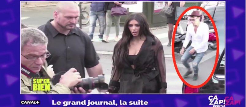 WTF ?! Il embrasse les fesses de Kim Kardashian! ZAPPING PEOPLE DU 30/09/2016