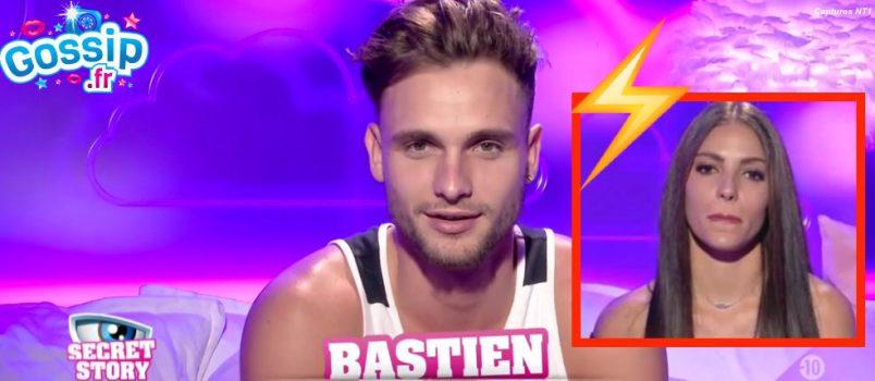 """Bastien (#SS10): Insulté et menacé par Sophia! """"C'est un petit con, un manipulateur!"""""""