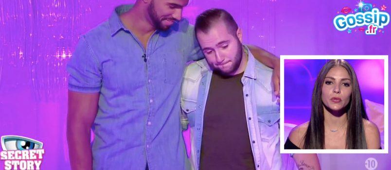 Damien (#SS10): Il dévoile pourquoi Sophia l'a envoyé dans le sas alors qu'il l'a sauvée!