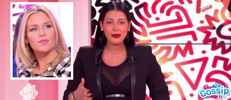 VIDEO - Ayem (#MadMag): A-t-elle fait virer Aurélie Van Daelen? Elle s'explique!