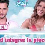 Bastien et Sarah (#SS10): Découvrez qui pourrait bien intégrer la pièce secrète!