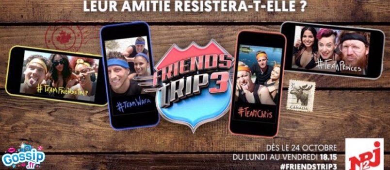 #FriendsTrip3: Combien ont touché les candidats? La réponse ici!