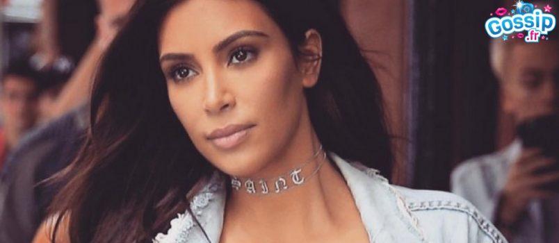 Kim Kardashian: Filmée dans sa chambre d'hôtel avec la police après l'agression!