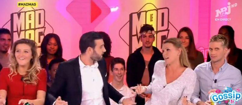 #MadMag: Amélie Neten se clashe violemment avec Aymeric Bonnery!