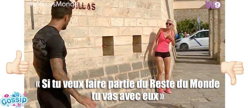 Julien (#LMLCvsMonde): Est-il injuste envers Jessica? VOTEZ!