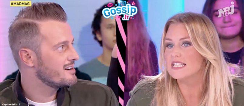 Geoff (#FriendsTrip3) clashe Aurélie Van Daelen sur son physique, elle répond!