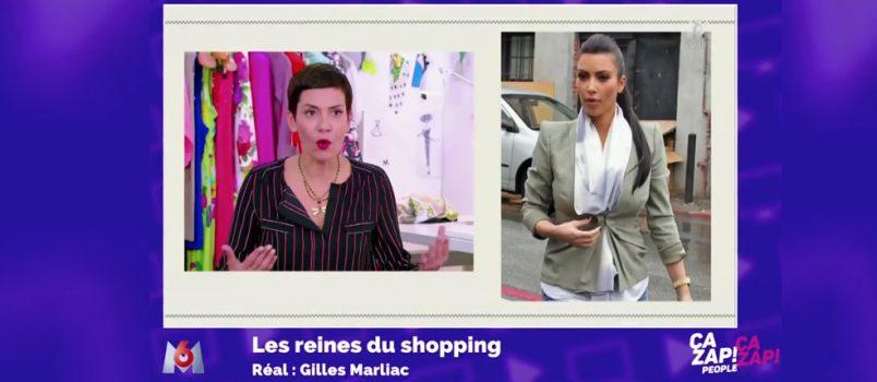 """Kim Kardashian qualifiée de """"fléau mondial"""" par C. Cordula! ZAPPING PEOPLE 18/11/2016"""