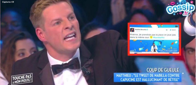 """VIDEO - #TPMP: Hors de lui, Matthieu Delormeau dénonce """"la vraie Nabilla""""!"""