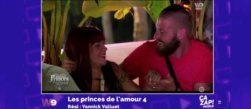 #LPDLA4: Le prince Brandon aime les gros seins d'Alison! ZAPPING PEOPLE DU 06/12/2016