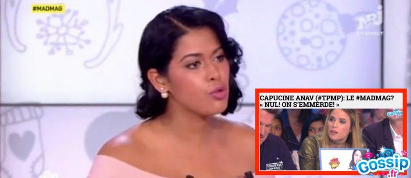 Ayem Nour et son équipe clashent Capucine Anav en réponse à ses déclarations!