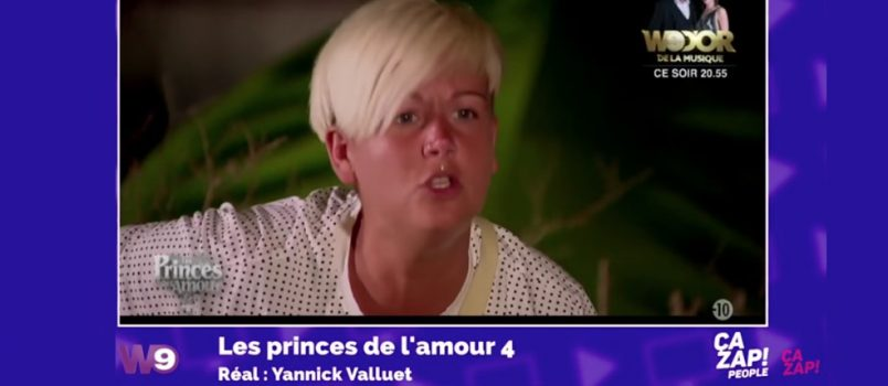Gros clash entre Georgina et Axel (#LPDLA4)! ZAPPING PEOPLE 15/12/2016