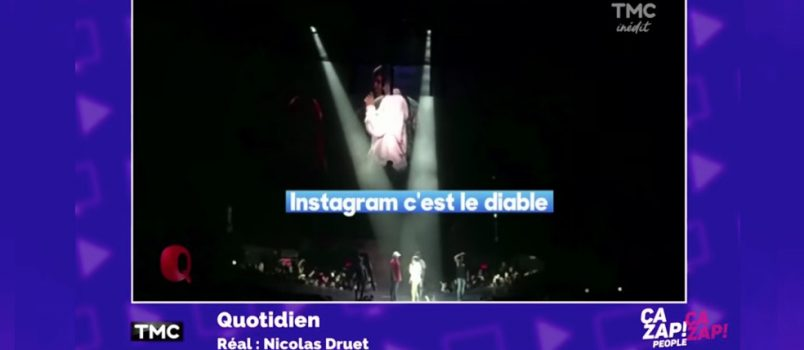 "Justin Bieber: ""Instagram c'est le diable""! ZAPPING PEOPLE DU 02/12/2016"