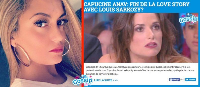 Maeva Anissa: Elle réagit à la rupture de Capucine Anav et Louis Sarkozy!