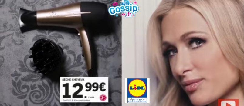 VIDEOS - Paris Hilton dans une pub pour ... LIDL!