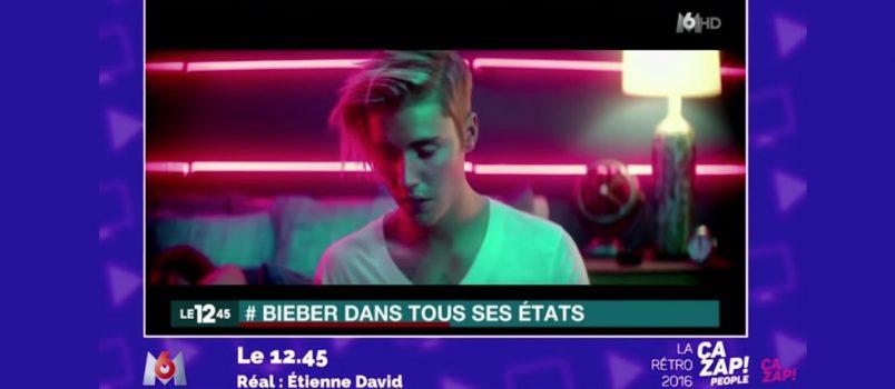 Rétro People 2016 : L'année de Justin Bieber!