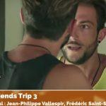 """Yoann (#FriendsTrip3) """"Je te pisse à la raie!"""" ZAPPING TELEREALITE HEBDO 17/12/2016"""