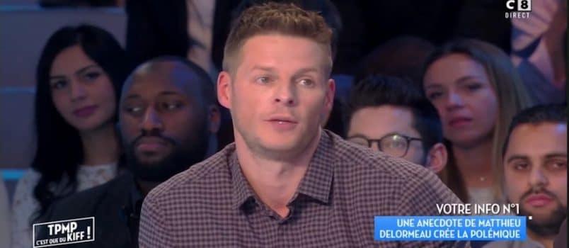 VIDEO - Matthieu Delormeau: Il présente ses excuses après sa blague polémique!
