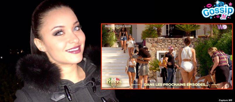 PHOTOS - #LPDLA4: Preuve en images de la présence de Jessyca Wilson sur le tournage!
