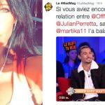 Martika (#LaVilla2): Elle balance sur la relation entre Nathalie et Julian Peretta!