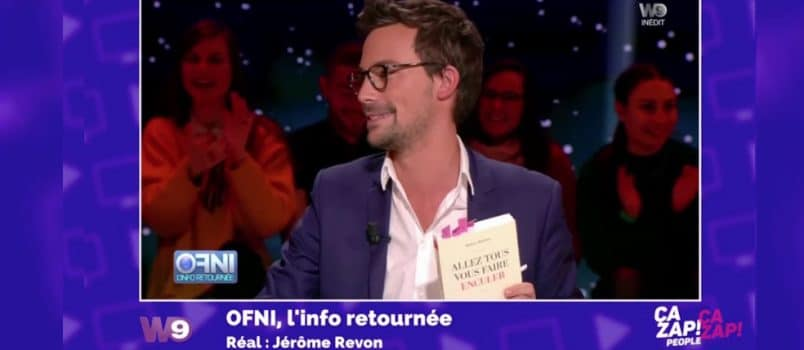 """#OFNI: Les Ch'tis et Marseillais """"invités à aller se faire enc****""""! ZAPPING PEOPLE DU 18/01/2017"""